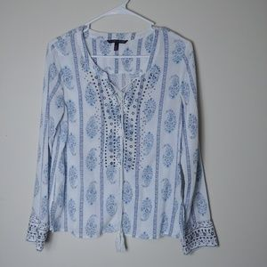 Victoria's Secret ▪ Boho Peasant Top